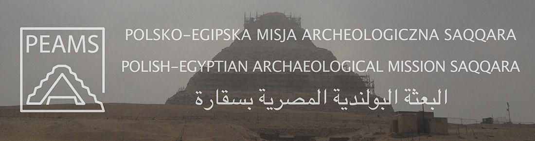 Polish-Egyptian Archaeological Mission Saqqara