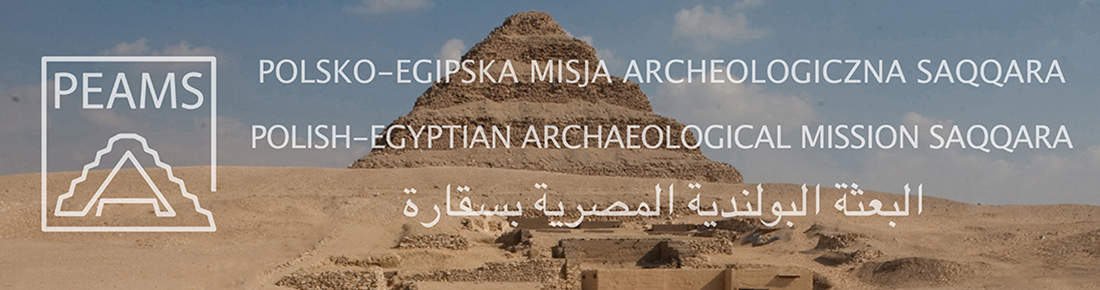 Polish-Egyptian Archaeological Mission Saqqara